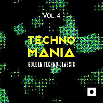 Techno Mania, Vol. 4 (Golden Techno Classic)