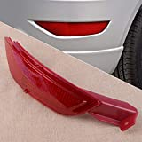 Rear Right Car Bumper Reflector Strips Fog Tail Brake Light Lamp Lens Shell 1552730 For Ford Fiesta Mk7 2008-2012
