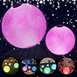Gimify Ball Licht Schwimmende Pool Lichter Wasserdichte, LED Solar Kugelleuchte 8 Farbwechsel LED Nachtlicht Party Decor für Garten, Pool, Hochzeit, Strand, Hof, Rasen (60cm)