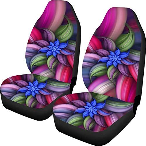 Chaqlin - Cojín universal para asiento de coche, antideslizante, duradero, cómodo