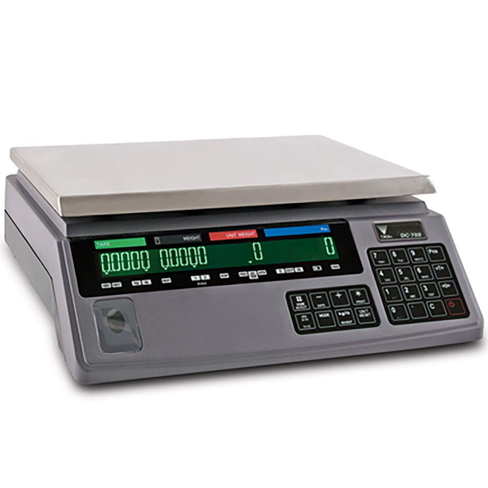 Rice Dallas Mall Sale special price Lake DC-788-10 Industrial Counting Scale lb x 10 0.002 l