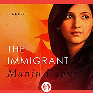 The Immigrant audiobook cover art