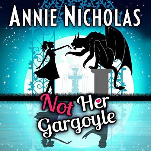 『Not Her Gargoyle』のカバーアート