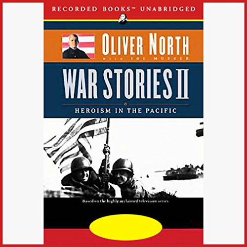 War Stories II audiobook cover art