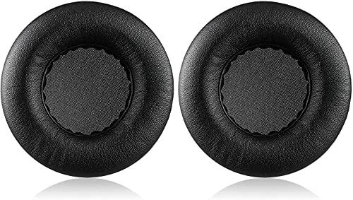 Adhiper Kraken Pro - Auriculares de Repuesto para Videojuegos, Almohadillas para Auriculares compatibles con Razer Kraken Pro (Negro)