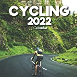 Cycling Calendar 2022: A Monthly and Weekly Calendar 2022 - 12 months - With Cycling Pictures,to Write in Appointment, Birthday, Events Cute Gift Ideas For Men, Women, Girls, Boys in Bulk