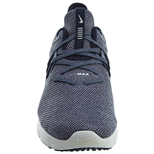 Nike Air Max Sequent 3 Sz 10 Mens Running Obsidian/Summit White-Dark Sky Blue Shoes 5