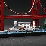 Zoom IMG-1 lego architecture san francisco 21043