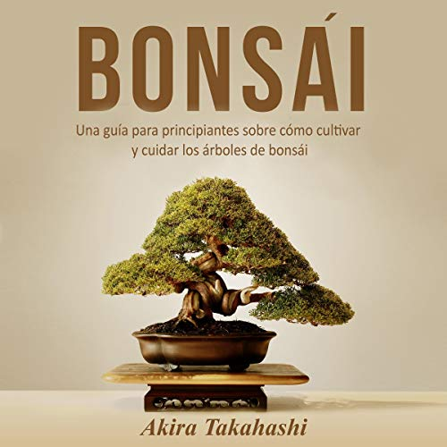 Bonsái [Bonsai] Titelbild