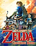 The Legend Of Zelda Coloring Book: A Beautiful Coloring Book For Adults With Many Stunning The Legend Of Zelda Designs