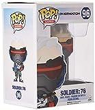 Funko Pop! Overwatch #96 Soldier: 76 by Ko