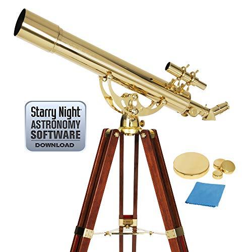 Celestron Ambassador 80 AZ 32x - Telescopio (12,9 kg)