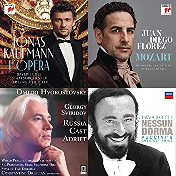 Opera's Leading Men