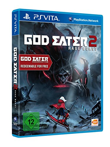 God Eater 2 - Rage Burst (inkl. God Eater Resurrection) [PlayStation Vita]