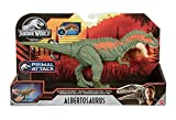 NEW SEALED 2020 Jurassic World Primal Attack Albertosaurus Action Figure - Movie Figurines