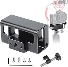 Forevercam - Carcasa Protectora para GoPro Hero 7 6 5 con Puerto extendido para micrófono GoPro