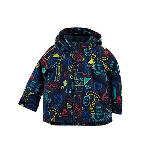 Burton Kids Classic Jacket, Art Class, 5