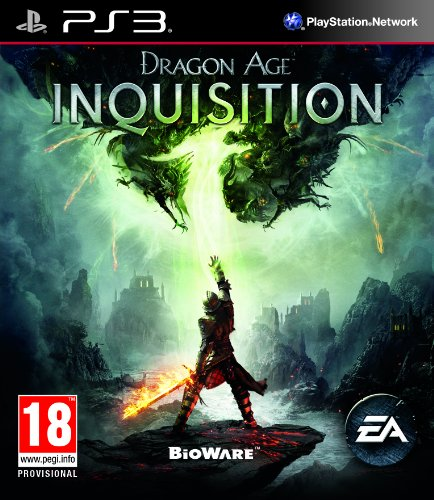 PS3 DRAGON AGE INQUISITION ESSENTIA