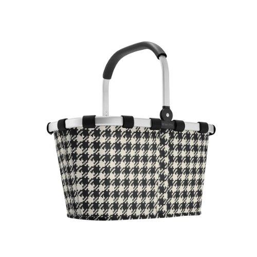 reisenthel carrybag fifties black Maße: 48 x 29 x 28 cm/Volumen: 22 l