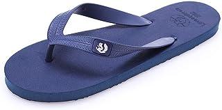 Walmeck Send recording flip flops women's new slippers non-slip flip-flops men's pinch sandals beach shoes
