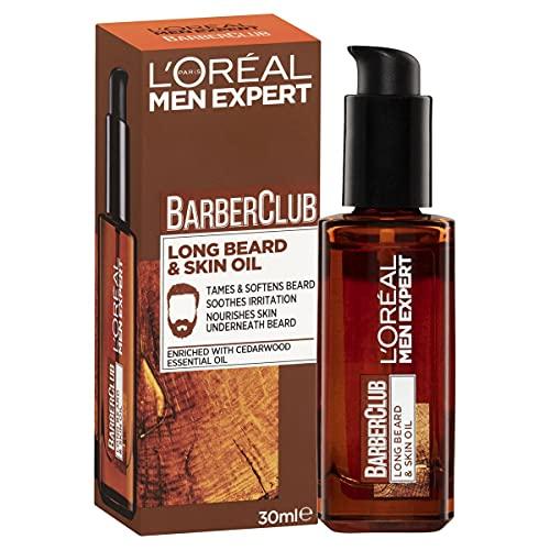 L'Oréal Paris Men Expert Barber Club Beard Oil 30ml