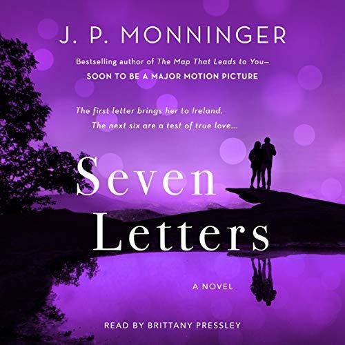 Seven Letters audiobook cover art