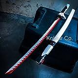 MOON KNIVES NEWON Game Overwatch Genji Cosplay Sword Metal OW Cosplay Halloween Xmas Gift