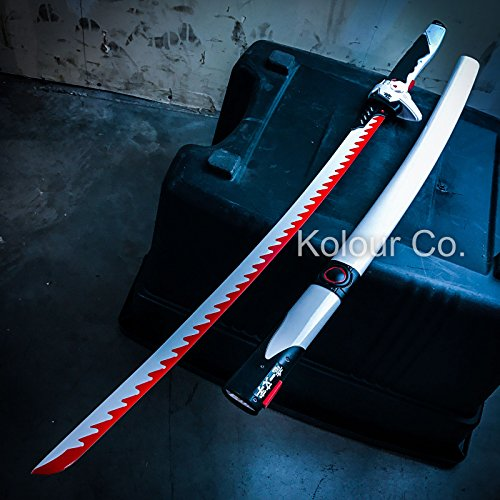 MOON KNIVES NEWON Game Overwatch Genji Cosplay Sword Metal OW Cosplay Halloween Xmas Gift