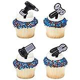 A1 Bakery Supplies Tools Cupcake Picks - 24 pc