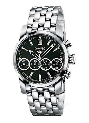 Eberhard & Co Orologio da polso da uomo, cronografo 4 date, automatico, 31041.3 CA