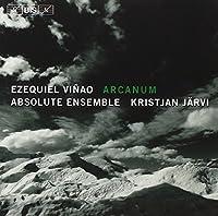 エゼクイエル・ビニャオ:アルカヌム (1996)~声と室内アンサンブルのための [Import]