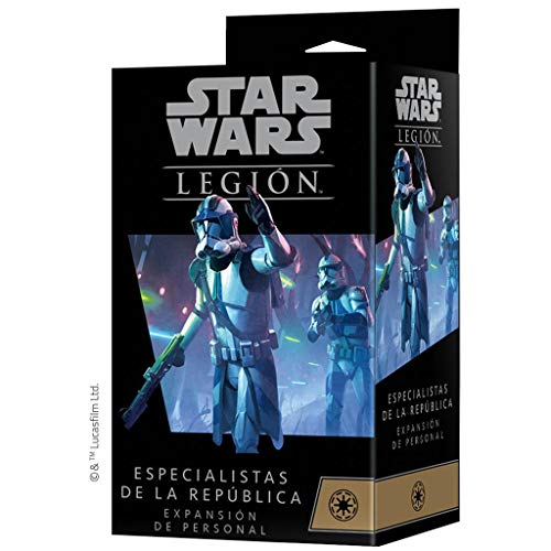 Star Wars Legion - Especialistas de la república