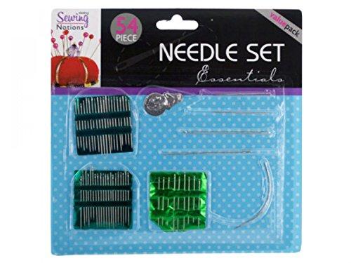 Lowest Prices! StarSun Depot Multi-Purpose Sewing Needle Set - Set of 144, [Sewing & Needlecrafts, N...