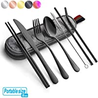 Hommaly Stainless Steel Silverware Tableware Set