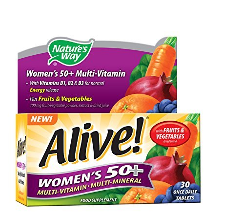 Natures Way Multi Vitamin Minerals Tablets