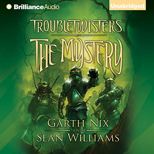Troubletwisters, Book 3: The Mystery  By  cover art