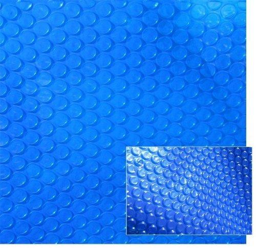 Blue Wave NS098 12-mil Solar Blanket for Hot Tubs, 7-ft x 8-ft, Royal Blue