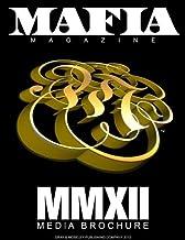 MAFIA MAGAZINE MEDIA BROCHURE KIT 2012 (English Edition)