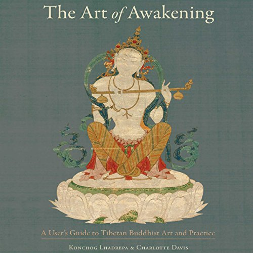 The Art of Awakening audiobook cover art
