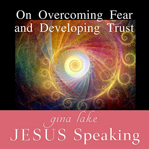 『Jesus Speaking』のカバーアート