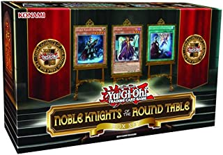 Yu-Gi-Oh! Noble Knights of the Round Table Box Set Not Include Sleeves