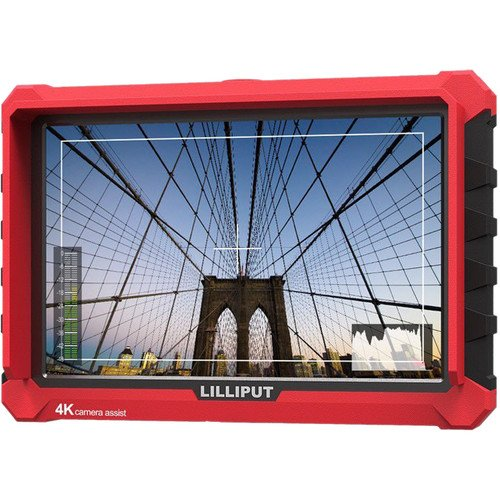 Lilliput Monitor 7' Full HD 4K - Native Resolution in/out HDMI