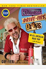 Diners, Drive-ins and Dives: An All-American Road Trip . . . with Recipes! (Diners, Drive-ins, and Dives Book 1) Kindle Edition