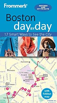 Frommer's Boston day by day by [Marie Morris]