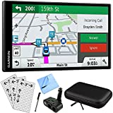 Best Voice Activated Gps - Garmin DriveSmart 61 NA LMT-S Advanced Navigation GPS Review