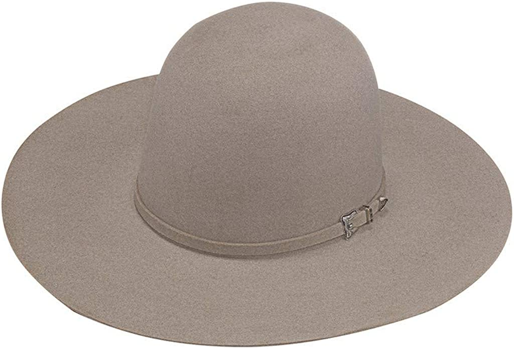 Twister Western Cowboy Hat Adult 20X Fur 3 Piece Buckle Band T7655248
