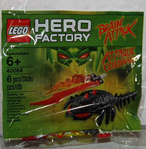 LEGO Hero Factory Conmocion Accessory Pack - exclusive artice - 6 pieces - 40084
