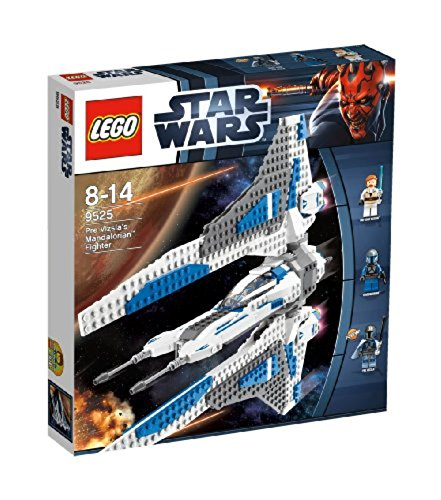 LEGO Star Wars - Pre Vizsla's Mandalorian Fighter (9525)