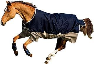 Horseware Amigo Blankets Mio Lite Turnout Sheet 75 Navy/Tan