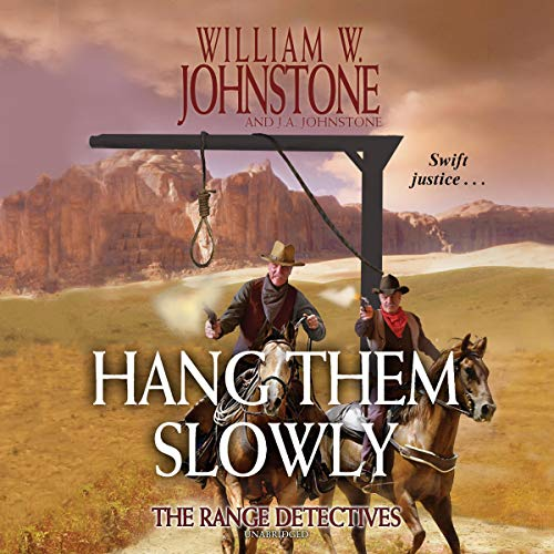 Hang Them Slowly audiobook cover art